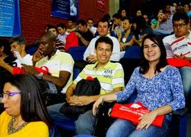 Nuevos Estudiantes de Posgrado de la Fac. de Ingeniería Univalle