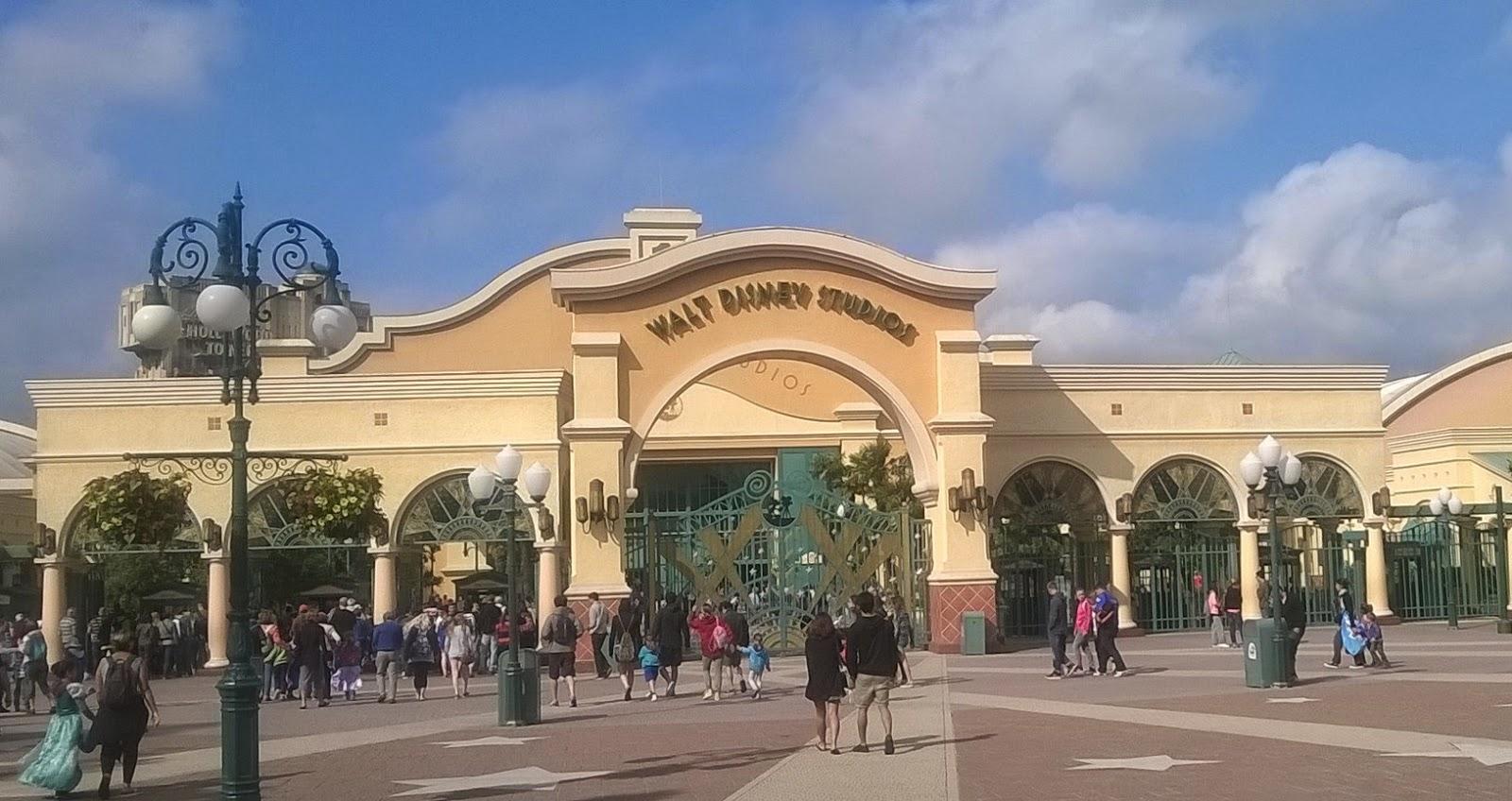 Walt Disney Studios Disneyland