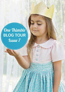 One Thimble Issue 7 Blog Tour