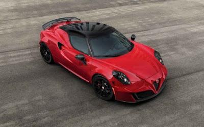 Alfa Romeo 4C δια χειρός Pogea Racing