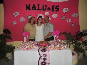 Festa de 15 anos da MALU - 23/05/2015
