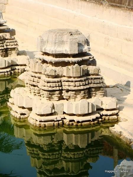 Hoysala Pushkarni well Hulikere