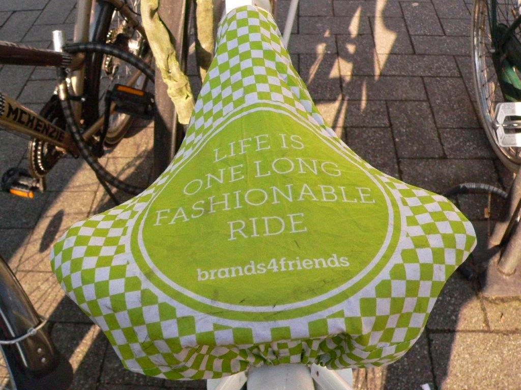 sattelbezug Fahrrad Köln Blogparade Rad radeln fietsen