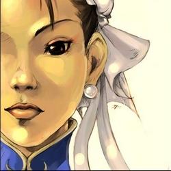 Chun Li Twitter Icon