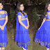 Leema in Blue Salwar Kameez