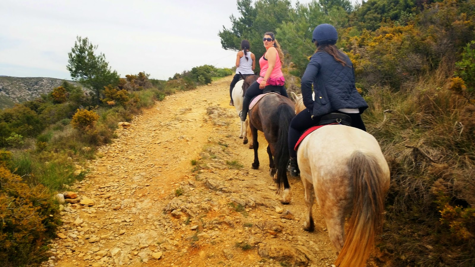 Balade à cheval, equitation, Ranch, Allauch, bon plan marseille