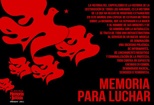 Memoria para luchar
