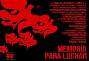 Memoria para luchar