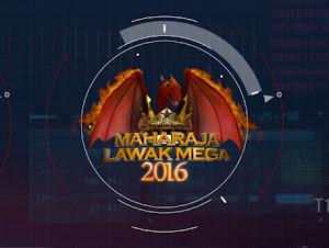 Thumbnail image for Senarai Peserta Maharaja Lawak Mega (MLM) 2016, Tiada Muka Sang Juara
