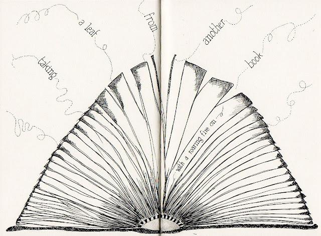 drawing challenge | leaf {rerpise}