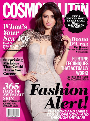 Ileana photoshoot for Cosmopolitan magazine looking gorgeous