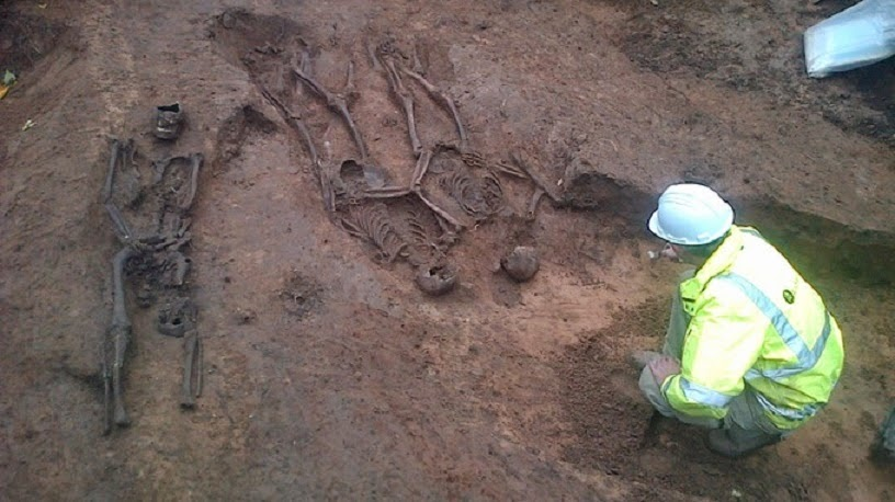 War of the Roses skeletons unearthed in York