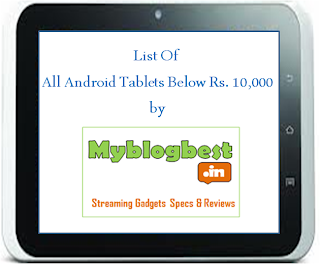 Android tablets below Rs. 10,000, android tablets, best android tablets