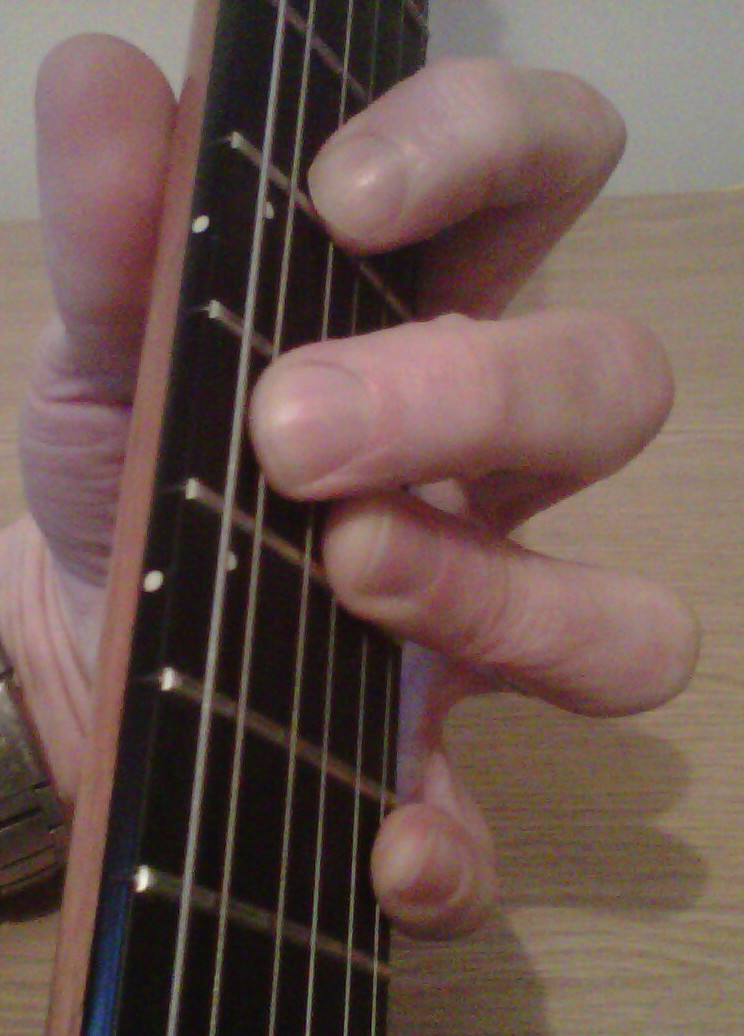 A New Guitar Chord Every Day F Minor 13 Guitar Chord