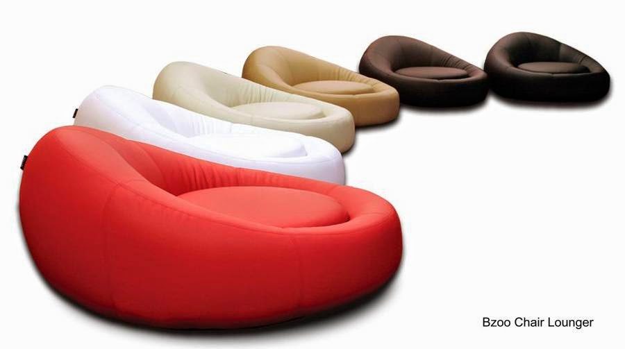Bzoo Chair Lounger en seis tonos