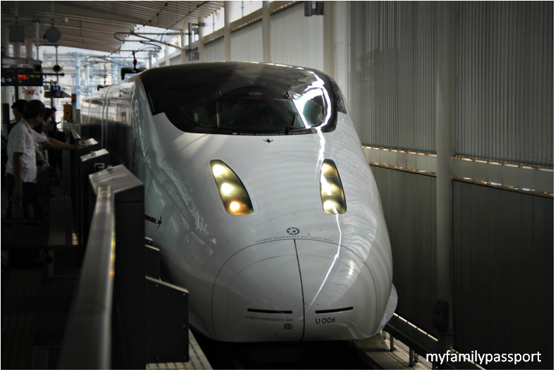 Visitar Japón en tren