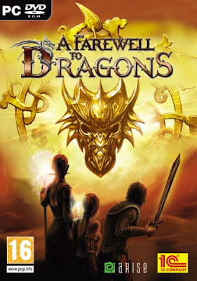 GAME RPG A Farewell To Dragon