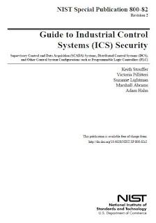 Actualización de la guía de seguridad para Sistemas de Control Industrial del NIST