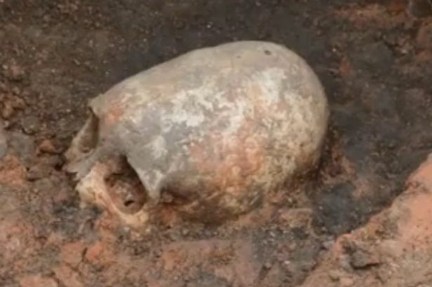 Is this an alien skeleton? Bizarre egg-shaped skull unearthed from 4,000 years ago