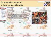 EL MUNDO ANIMAL Y LOS ECOSISTEMAS.