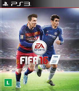 FIFA 16 – PS3