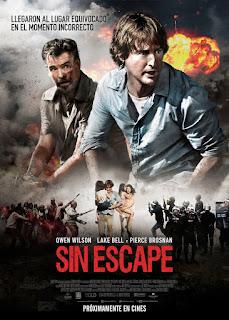 No Escape (2015) – หนีตายฝ่านรกข้ามแดน [พากย์ไทย]