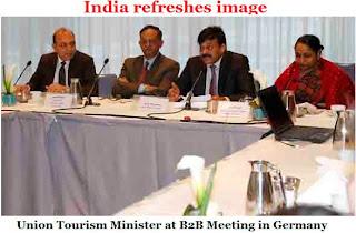 India Refreshes Image