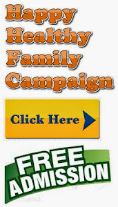 Happy Healthy Family Campaign