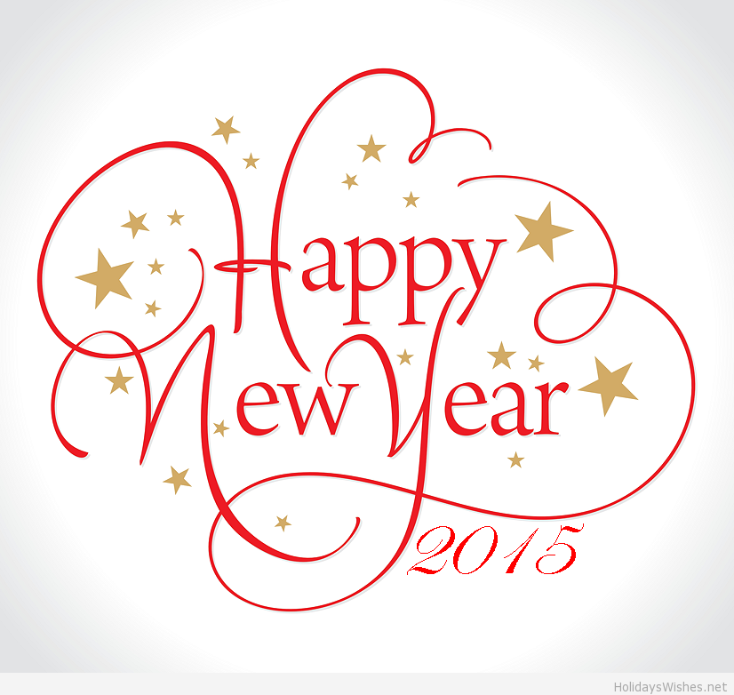 Happy new year 2015 Hike/Whatsapp Messages