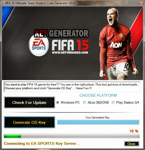 FIFA 15 ULTIMATE TEAM EDITION CRACKED PC