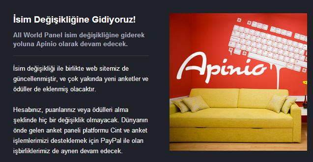 apinio