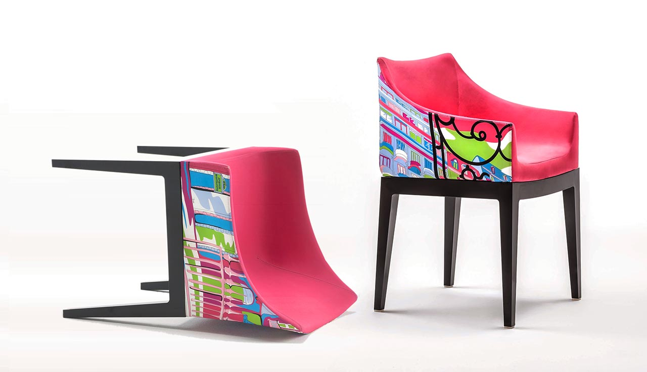 starck 39 in blog starck madame world of emilio pucci edition by starck kartell. Black Bedroom Furniture Sets. Home Design Ideas