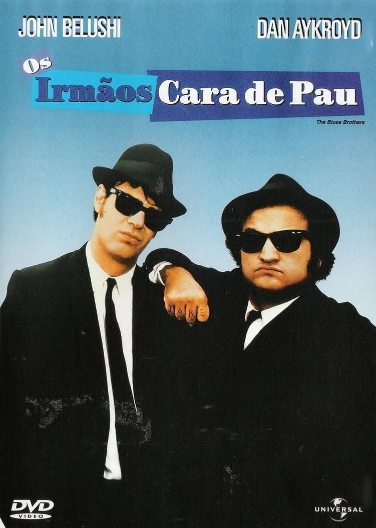 Os Irmãos Cara-de-Pau – Dublado (1980)