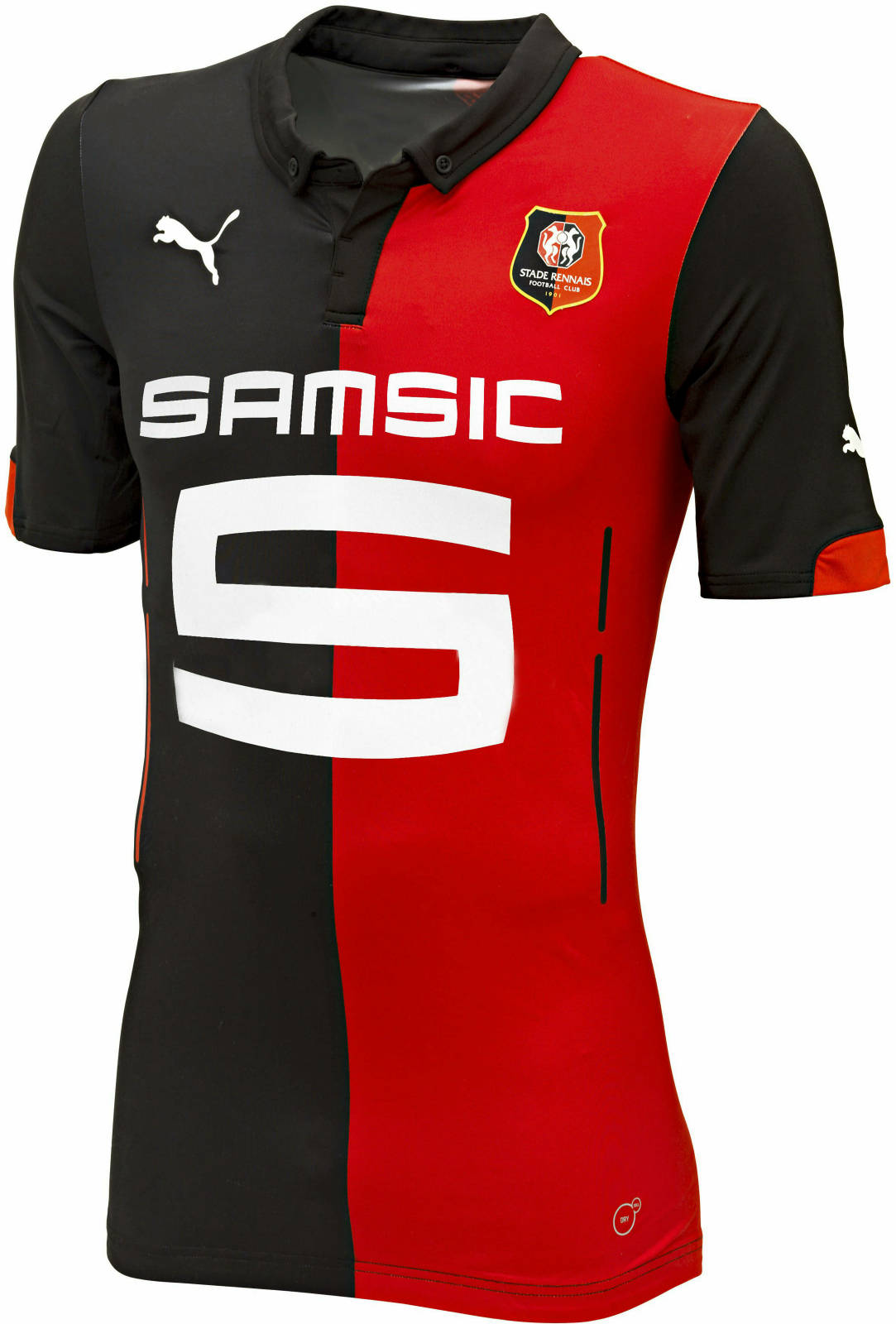 Stade rennais 14 15 kits released footy headlines