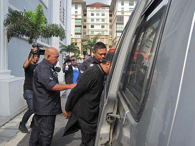 Rayuan Ditolak Bekas Ahli Ruffedge Sah Dipenjara 20 Tahun Kerana MER0G0L