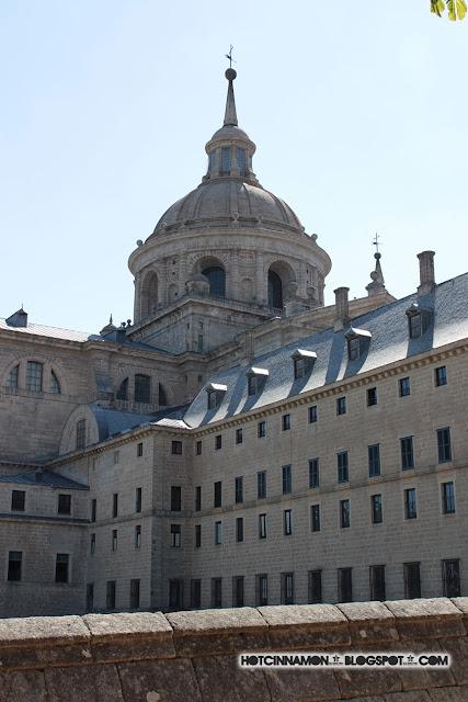 Monasterio San Lorenzo del Escorial