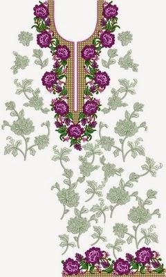 Neckline Designs 2014-2015 for Kurtis | Embroidered Neckline Fashion ...