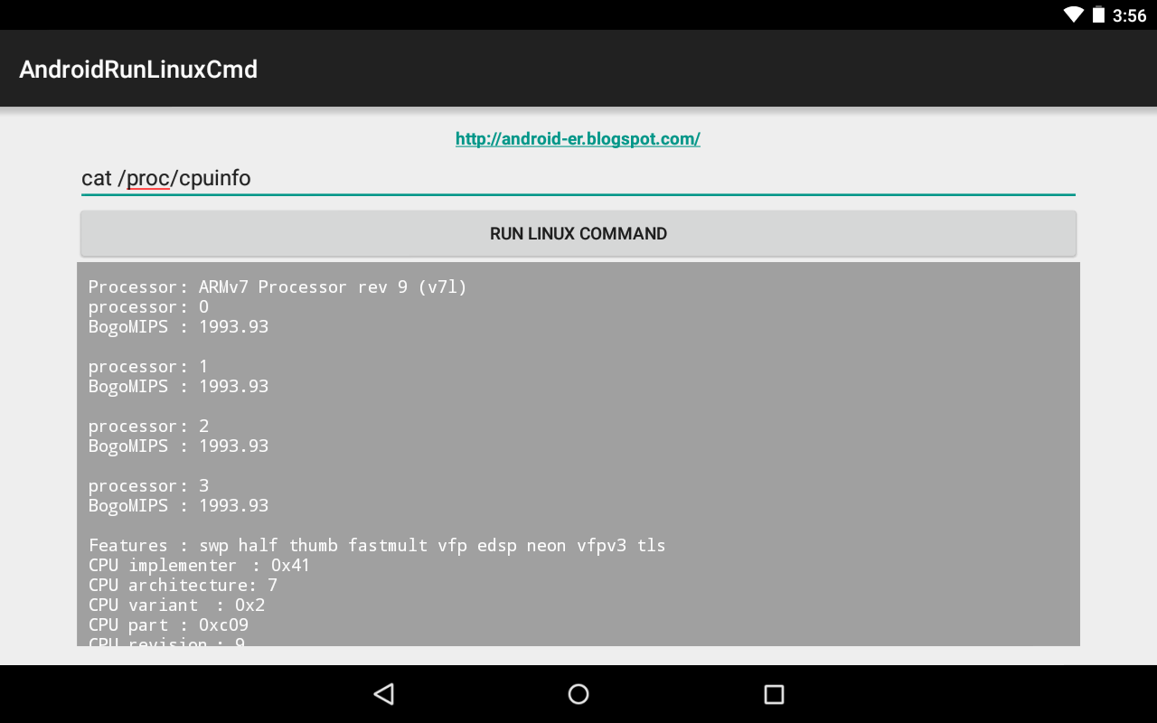 Run Linux Ascendence On Android
