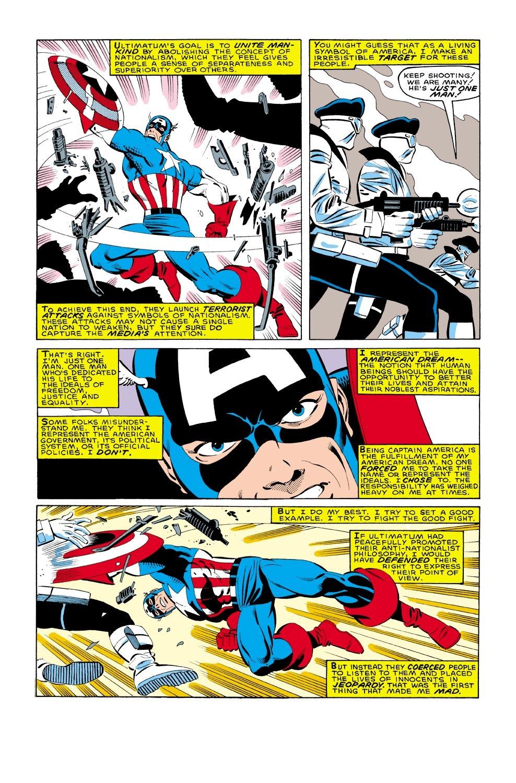 Captain America (1968) Issue #322 #250 - English 4