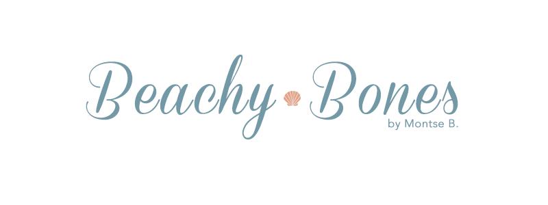 Beachy Bones by Montse B.