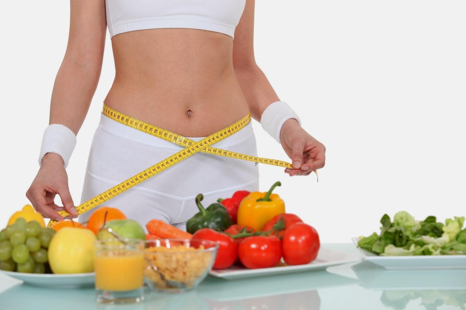 Cara Alami Menjalankan Diet Sehat Ampuh dan Ringan