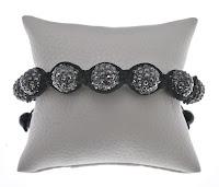 Shamballa Bracelet Onyx1