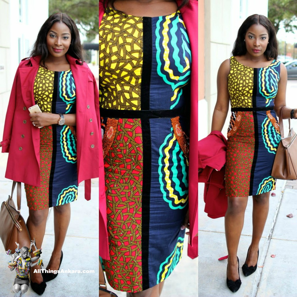 Beautiful Ankara Gown Style - DeZango Fashion Zone