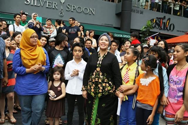 Tanah Air for Malaysia Day 2013, tanahairku, tanah air, malaysia day, suki low, Haslina Usman, Vaanavil, Alinda, Aizat