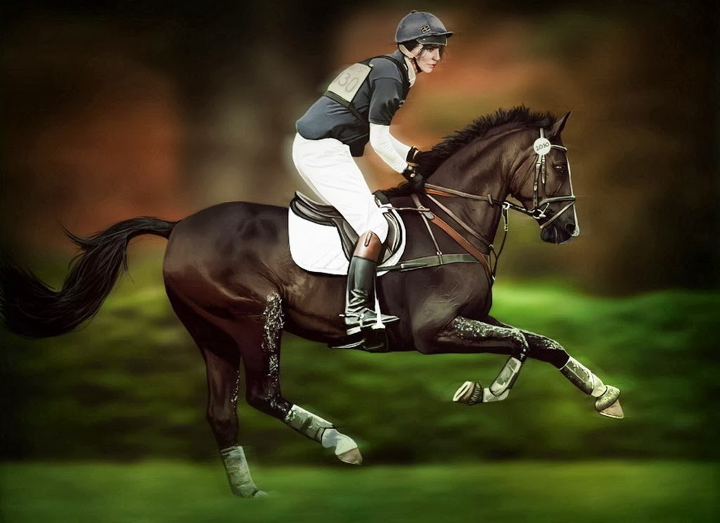 cuadro-de-caballo-pintado-al-oleo