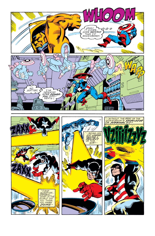 Captain America (1968) Issue #354 #286 - English 16