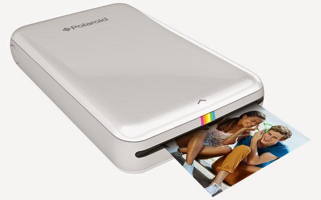 Fotografia della stampante portatile Polaroid Zip, per smartphone