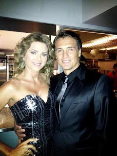Juan Soler y Sonya Smith en Marido En Alquiler