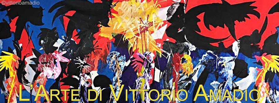 L'arte di Vittorio Amadio