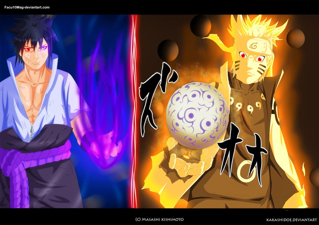 Naruto chap 688 Trang 17 - Mangak.info
